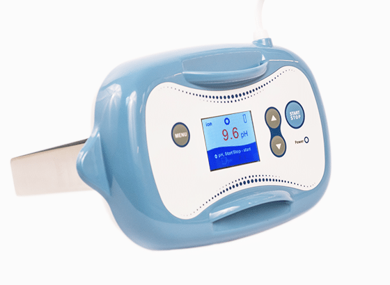 Water ionizer AkvaLIFE SPAAQUA 2.0 (software version 2.0) (not medical devices)
